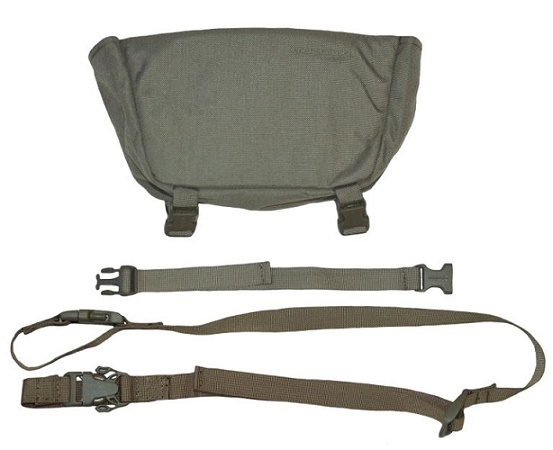 Eberlestock ButtBucket with Ripcord - Military Green