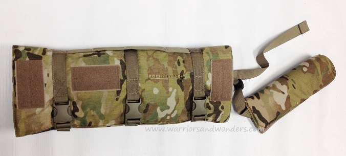 Eberlestock Scope Cover and Crown Protector - Multicam