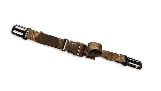 Eberlestock Sternum Strap Replacement Assembly - Coyote Brown