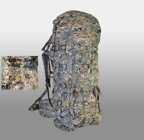 Eberlestock F100AP Big Top Pack - Western Slope/ Aramid