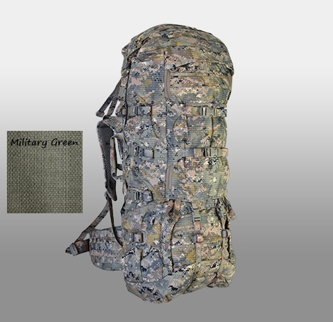 Eberlestock F100MJ Big Top Pack - Military Green