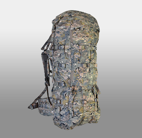 Eberlestock F100UD Big Top Pack - Unicam Dry/ Aramid [Stealth]