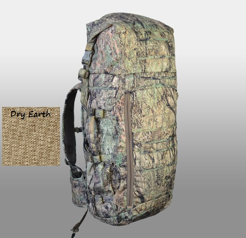 Eberlestock F65ME Little Big Top Pack - Dry Earth