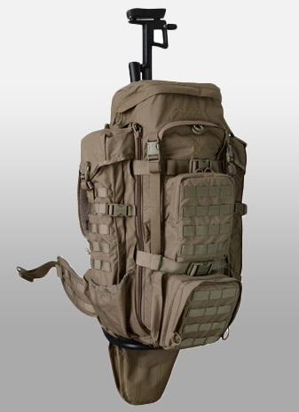 Eberlestock Operator Pack with Intex II Frame - Dry Earth