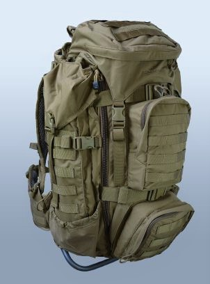 Eberlestock Operator Pack with Intex II Frame - Military Green