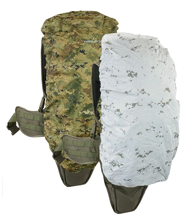 Eberlestock Rain Cover Reversible Large - Unicam/Snow Tech