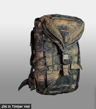 Eberlestock 'Just One' Pack - Camo (Timber Veil)
