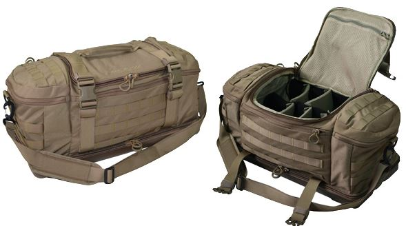 Eberlestock R1ME Bang-Bang Range Bag - Dry Earth