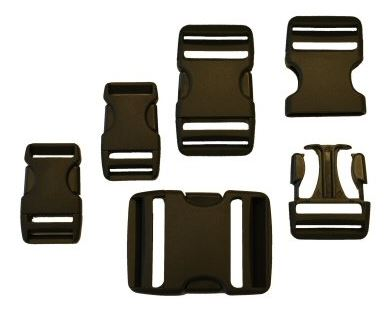 Eberlestock Spare Buckle Set - Dry Earth