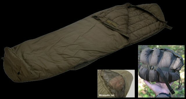 Eberlestock Ultralight Sleep Bag - Long