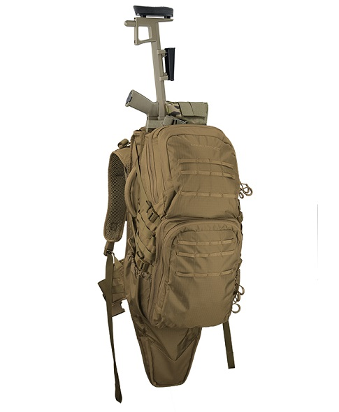 Eberlestock X31MC LoDrag II Pack - Coyote Brown