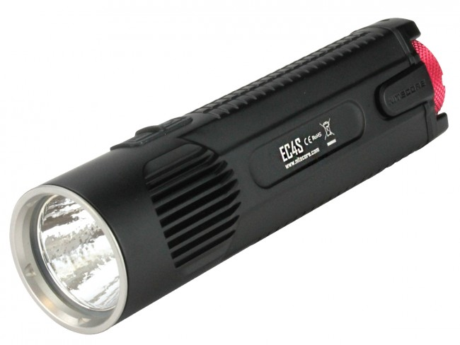 Nitecore EC4SW Cree MT-G2 Light, Neutral White - 2000 Lumens