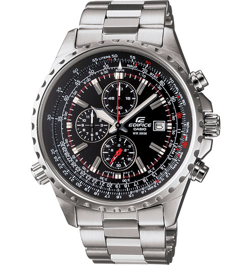 Casio Edifice 527D-1AV Chronograph
