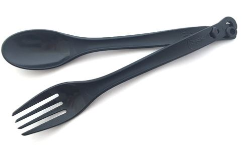 EmberLit Sprongs Utensil Set - Slate