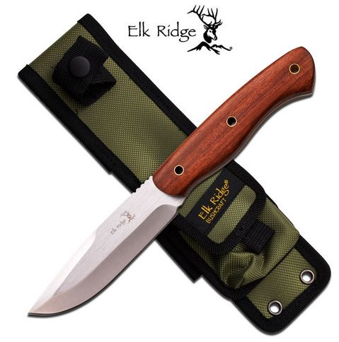 Elk RIdge ER544WD Hunter - Wood Handle (Online Only)