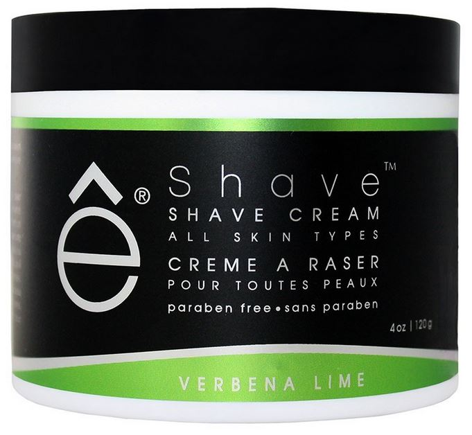 eShave Shaving Cream - Verbena/Lime