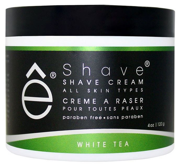 eShave Shaving Cream - White Tea