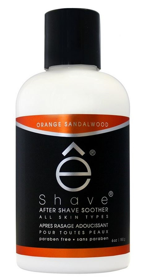 eShave After Shave Soother - Orange & Sandalwood