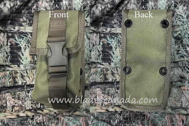 ESEE 5/6 Accessory Pouch [Long] - Khaki
