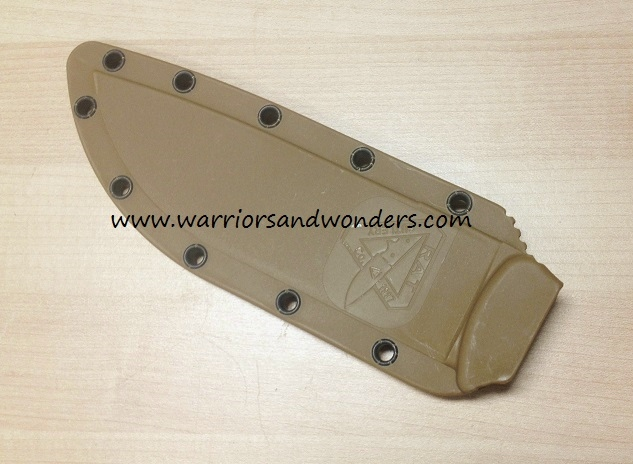 ESEE-6 Sheath Only - Coyote Brown