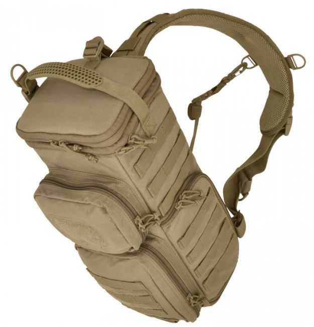 Hazard 4 Evac Photo Recon Sling Pack - Coyote