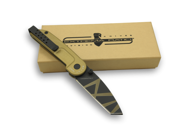 Extrema Ratio BF1CT Classic Tanto - Desert Warfare