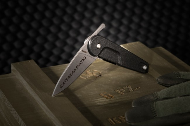 Extrema Ratio BD0 R Black - Stonewash