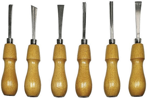 Excel 56009 Deluxe Wood Carving Set