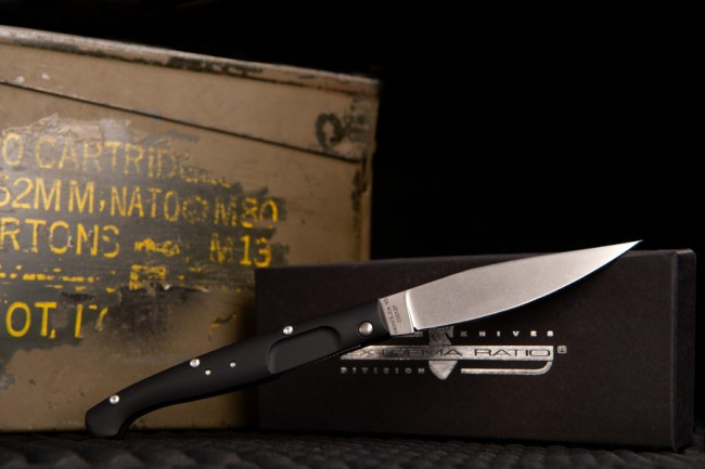 Extrema Ratio RESOLZA 10 Folder - Stonewash