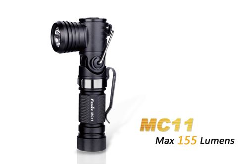 Fenix MC11 AngleLight - 155 Lumens