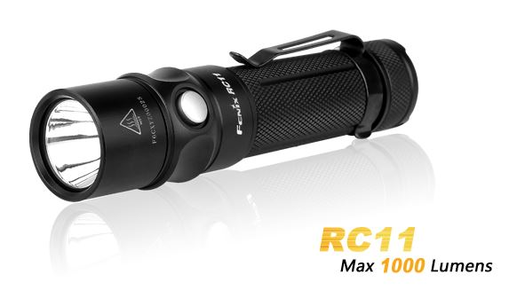 Fenix RC11 Magnetic Rechargeable Flashlight - 1000 Lumens
