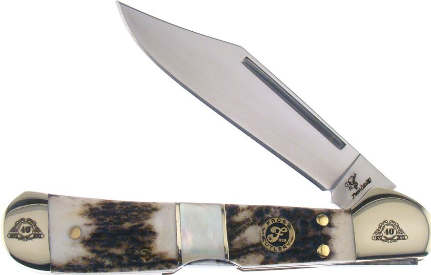 Frost 40165SMS Stag Midlock 40th Anniversary (Online Only)
