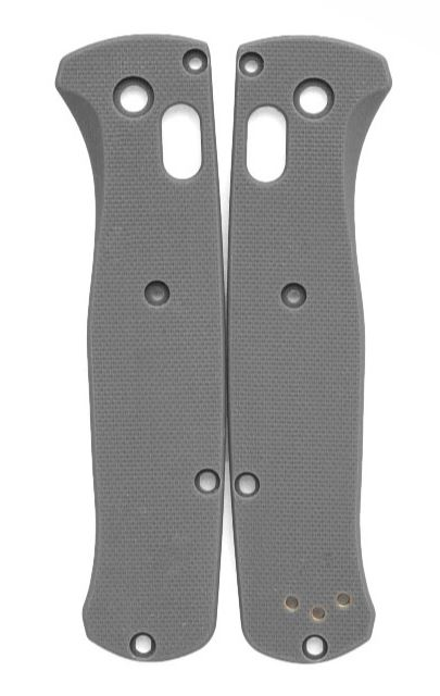 Flytanium Benchmade Bugout G-10 Scale - Gray