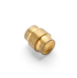 Flytanium Paramilitary 2 Brass Hole Stopper Spiral 435