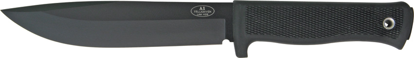 Fallkniven A1 Survival Knife Black - Zytel Sheath 13K