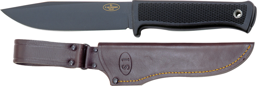 Fallkniven S1 Forest Knife Leather Sheath 14L
