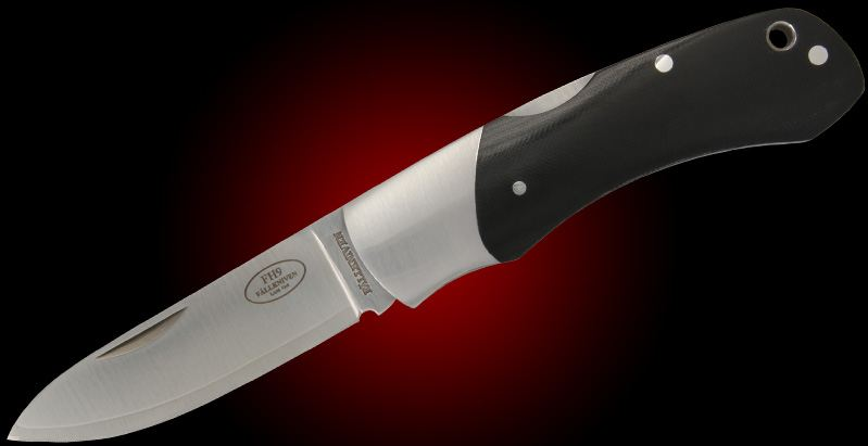 Fallkniven Black Hawk Folder 65 (Online Only)