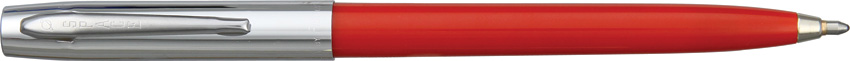 Fisher Space Pen Apollo Red/Chrome