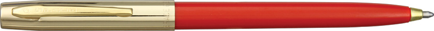 Fisher Space Pen Apollo Red/Gold