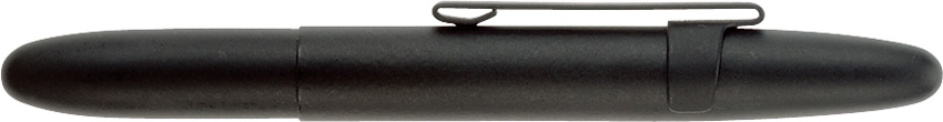 Fisher Space Pen Bullet Black w/ Black Clip