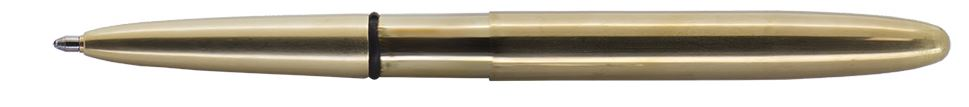 Fisher Space Pen Bullet Raw Unfinished Brass
