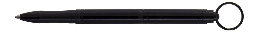 Fisher Space Pen Tough Touch Keychain Pen w/ Stylus- Black