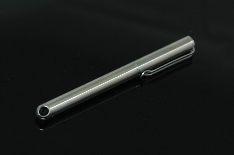 Foursevens Titanium Pen Lanyard Loop (Pen Not Included)