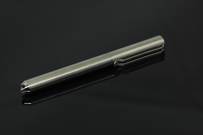 Foursevens Titanium Pen Tactical Strike Point (Pen Not Included)