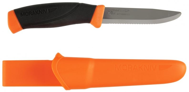 Mora 11828 Companion F Rescue Orange (Online Only)