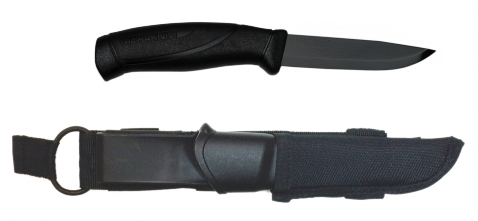 Mora 01533 Morakniv Campanion Tactical Black (Online Only)