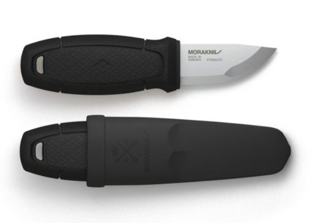 Mora Eldris 01755 Mini Fixed Knife - Black