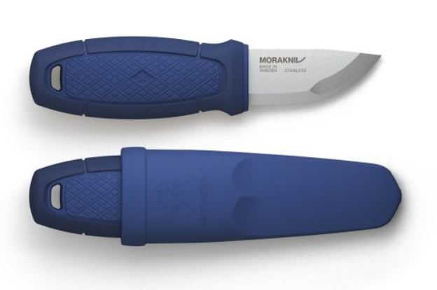 Mora Eldris 01759 Mini Fixed Knife - Blue (Online Only)