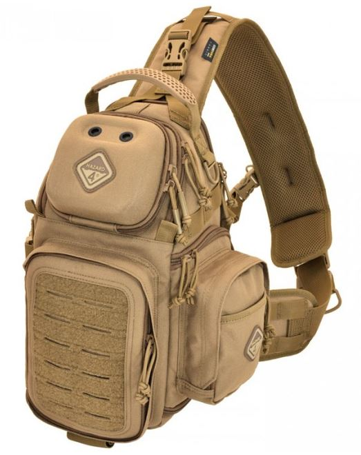 Hazard 4 Freelance Small Photo Sling - Coyote