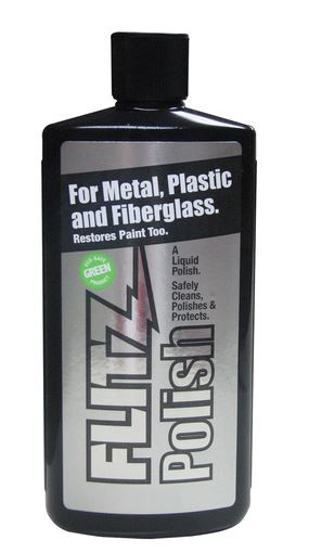 Flitz Metal Polish - Liquid 50mL
